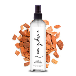 A Walk in the Woods Room Spray & Aromatherapy