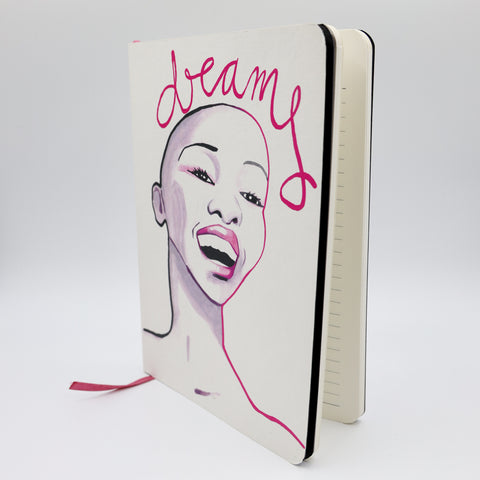 DREAMS Notebook - Jayson Brunsdon Home