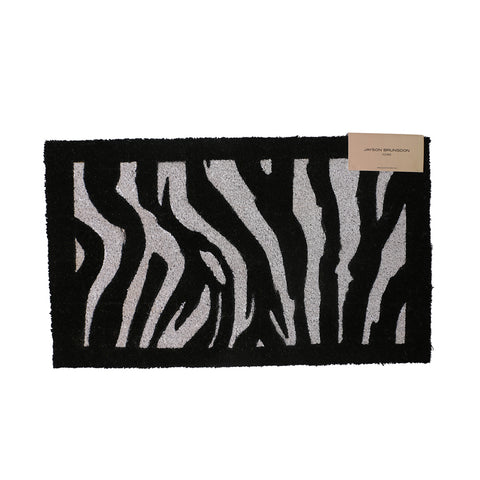 ZEBRA DOOR MAT - Jayson Brunsdon Home