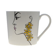 DAISY - SET OF 3 ART MUGS - Jayson Brunsdon Home