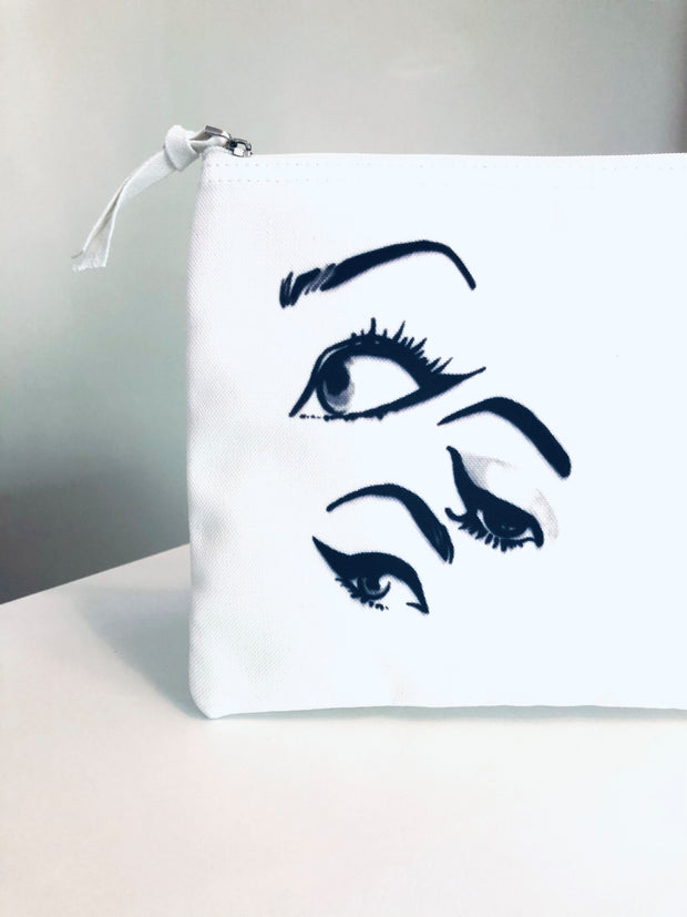 EYES Pouch Bag - Jayson Brunsdon Home