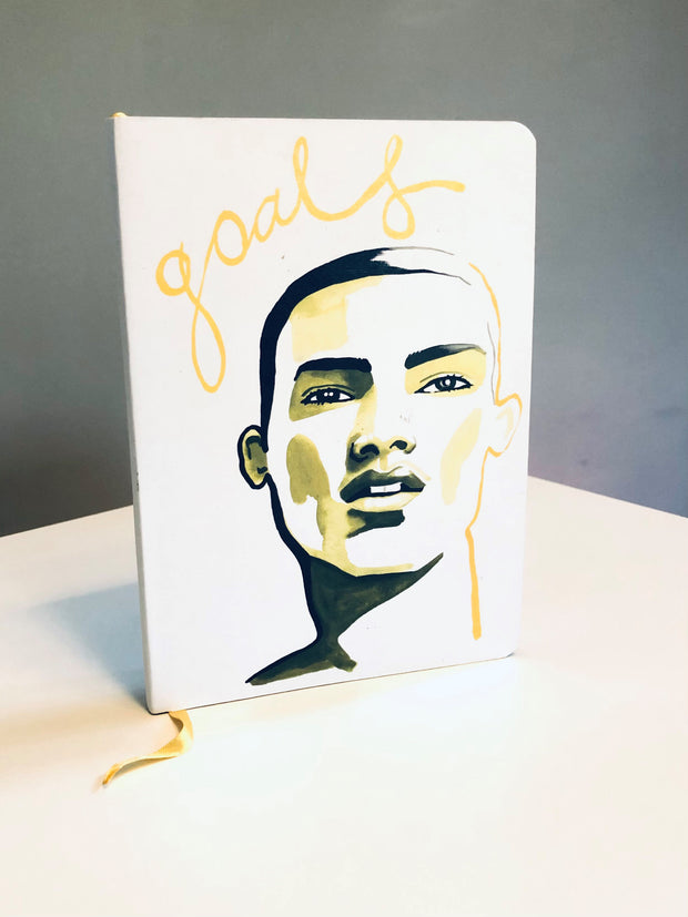 GOALS Notebook - Jayson Brunsdon Home