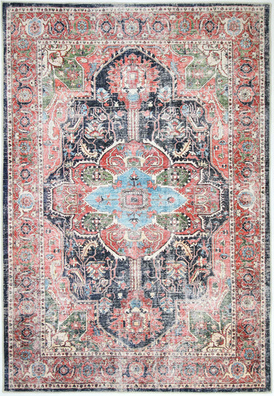 Distressed Vintage Kendra Area Rug