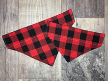 Load image into Gallery viewer, Tartan Bandana