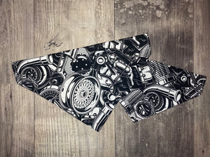 Revved Up Bandana