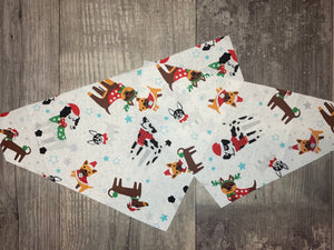 Snow Dogs Bandana