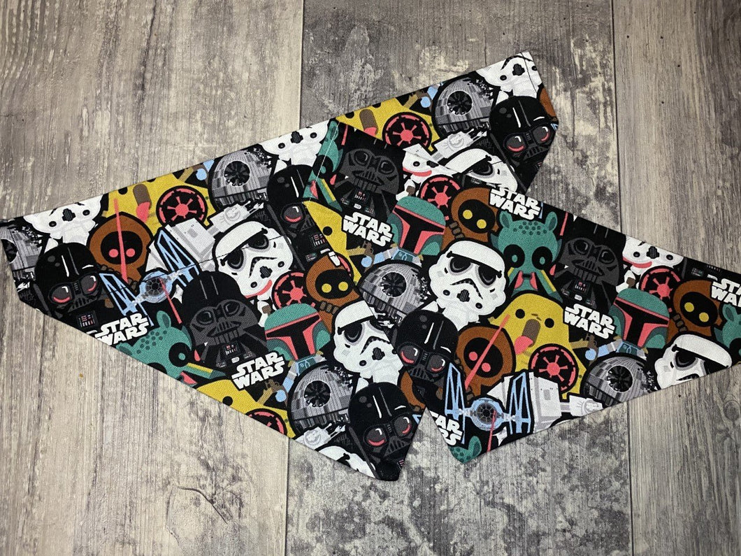 Star Wars Bad Guys Bandana