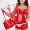 Holiday Savings on Now! 50% Off!  Front-Closing, Wireless, Adjustable Butterfly Bra