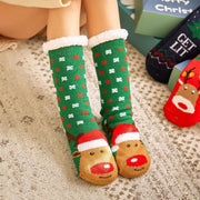 Last Day Promotion 50% OFF: Extra-Warm Fleece Indoor Socks