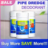 Pipe Dredge Plumbing Deodorant 🚽  UP TO 75% OFF!!