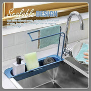 Telescopic Sink Storage Rack 💥24-HR FLASH SALE!💥💦UP TO 60% OFF!!💦