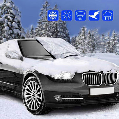 Windshield Snow Cover 🚖👍🏼GREAT SALE! UP TO 70% OFF!!!🌨 🌤