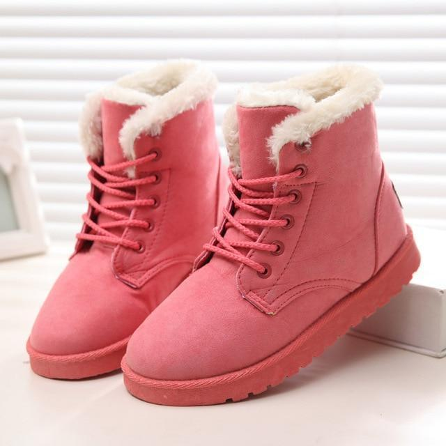 Sale ON NOW! Snowcone Plush Fall/Winter Boots