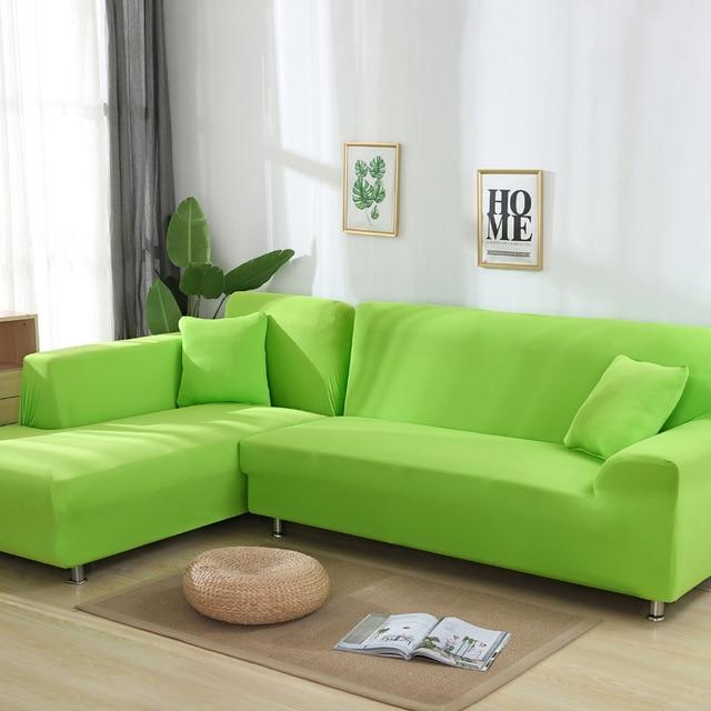 solid color corner sofa covers for living room
