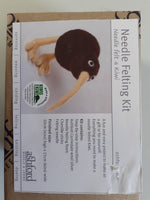 Ashford NEW needle felting beginner kits