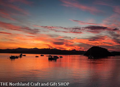 Photo Paihia Sunrise