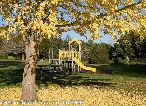 Photo Yellow Playground