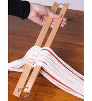 Cross-Warp Sticks for Table Loom