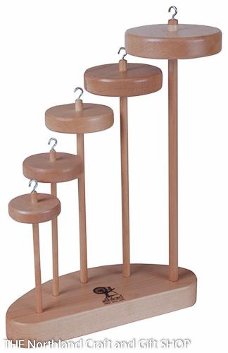 Ashford Drop Spindle Collection