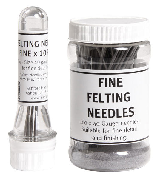 Ashford fine felting needles
