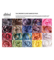 silk/merino sampler pack