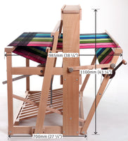 Jack 8 shaft Floor loom