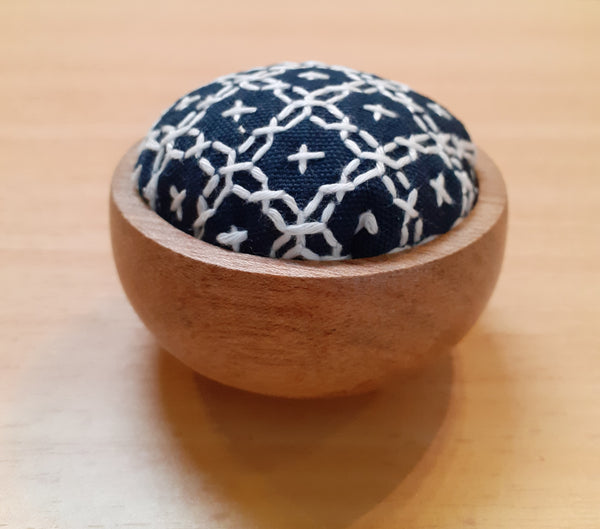Sashiko Kit Pincushion