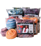 silk merino scarf kit