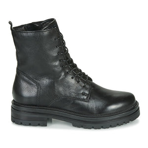 Nero Leather boots