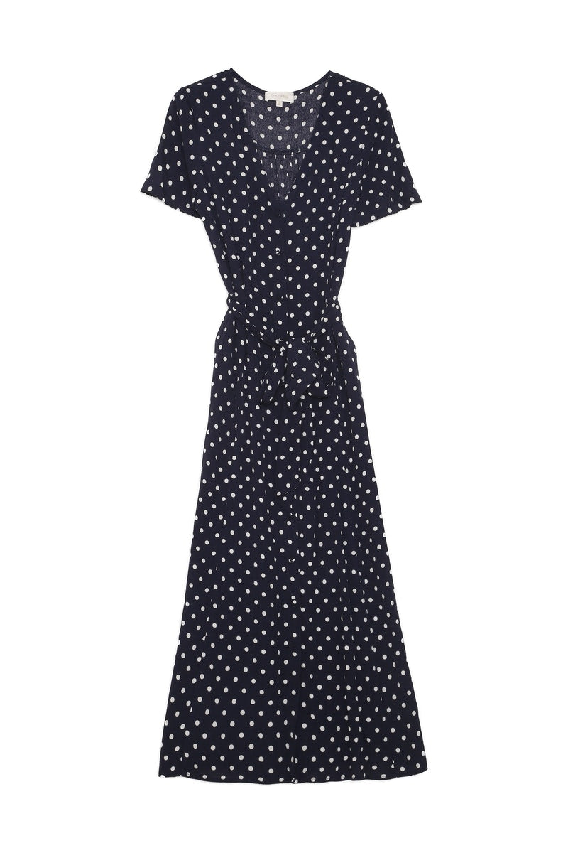 Ravena Polka dot dress