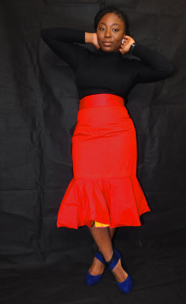 Keziah Fit and Flare Skirt