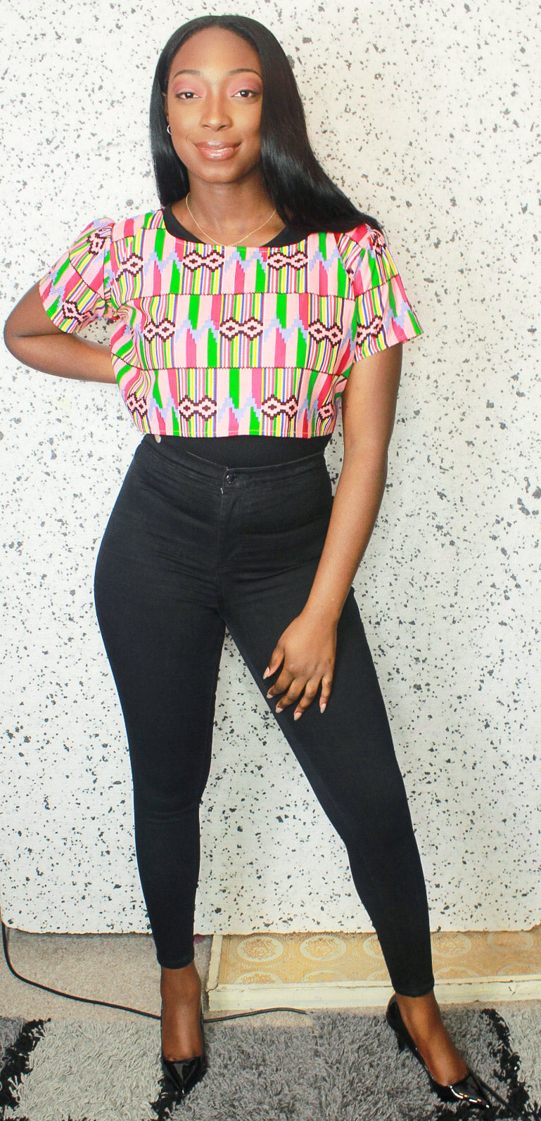Junice Crop Top
