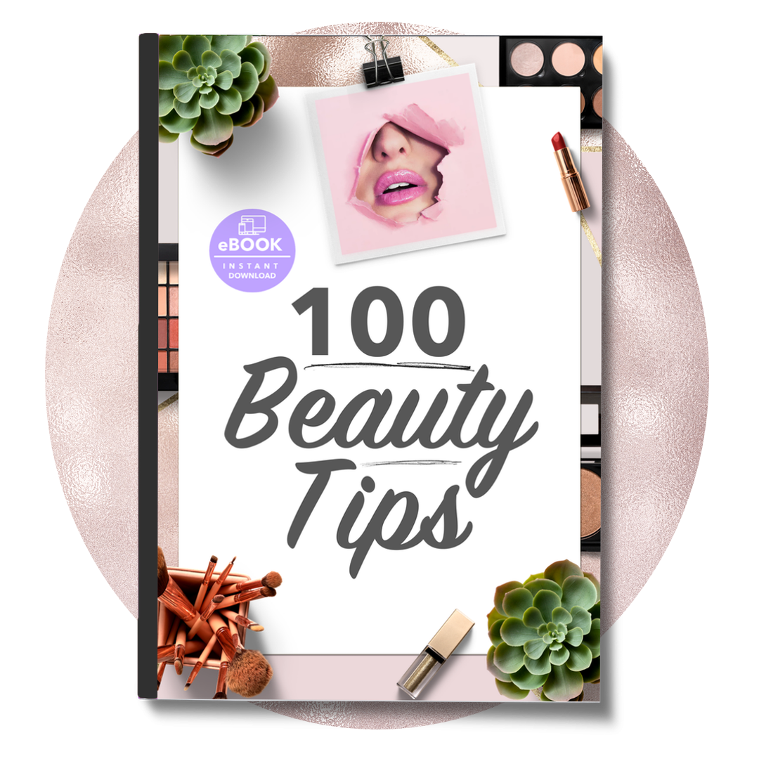 12 Beauty Tips: How to look fabulous – Beauty Books Online