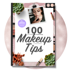 100 Make Up Tips: How the Professionals Use Make Up