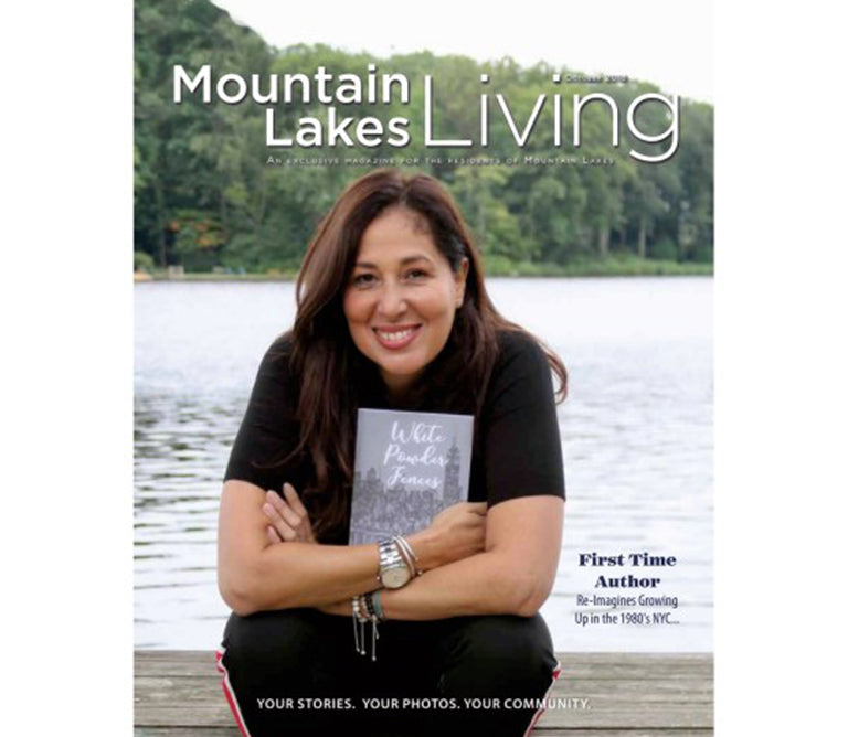 Betty O. McAleer Was Featured In Mountain Lakes Living Magazine