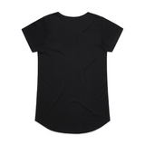 Women's Gradient Tee - Black