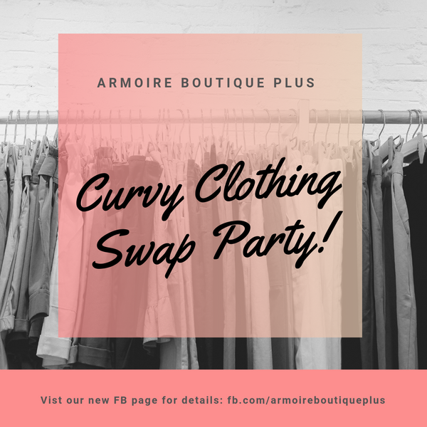EVENT | Curvy Clothing Swap Party