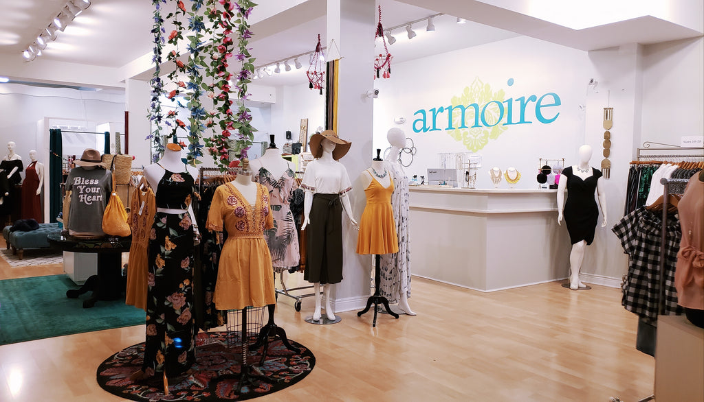 Armoire Boutique - Magazine Street - New Orleans