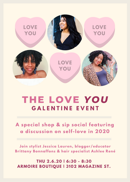 Galentine Event New Orleans