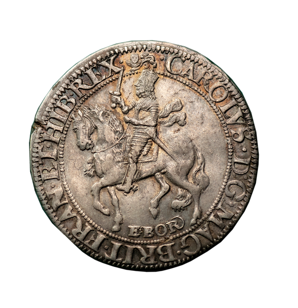 THE YORK MINT OF CHARLES I - Mhcoins