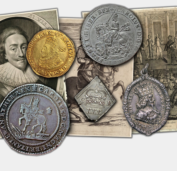 The Coinage of Charles (1625 - 49) - Mhcoins