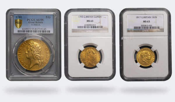 COIN GRADING - ENGLISH STANDARD GRADING VS THE SHELDON SCALE - Mhcoins