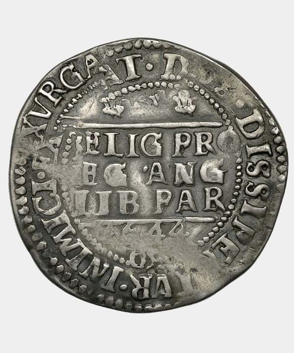 1644 Charles I, Oxford Mint Shilling