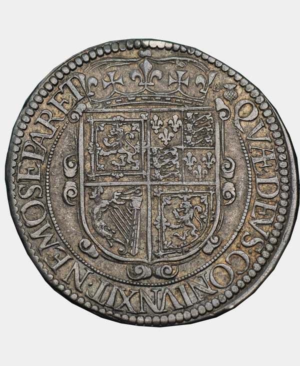 1631-32 Charles I Scottish 30 Shillings by Briot - Mhcoins