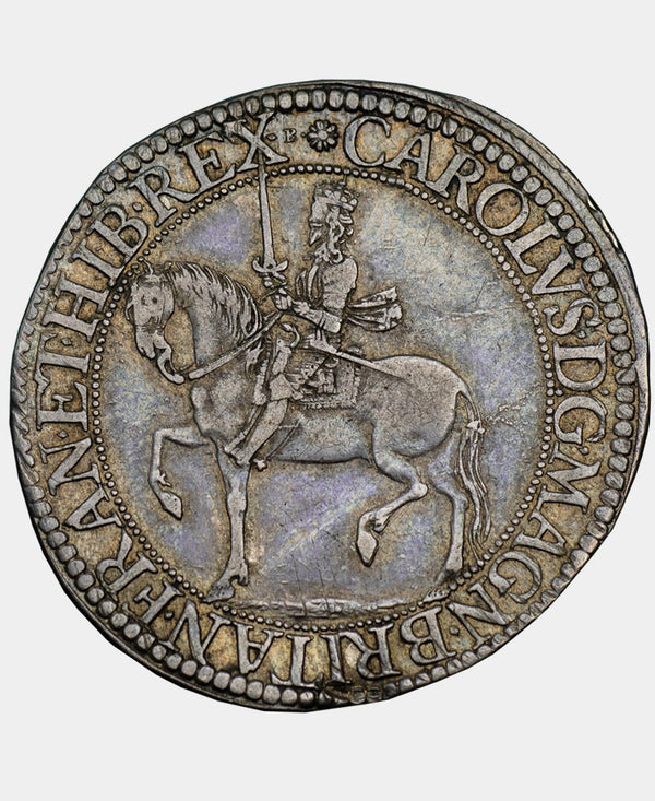 1631-32 Charles I Scottish 30 Shillings by Briot