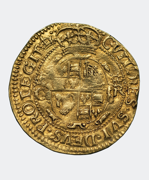 1635-6 Charles I mm Crown Gold CROWN - Mhcoins