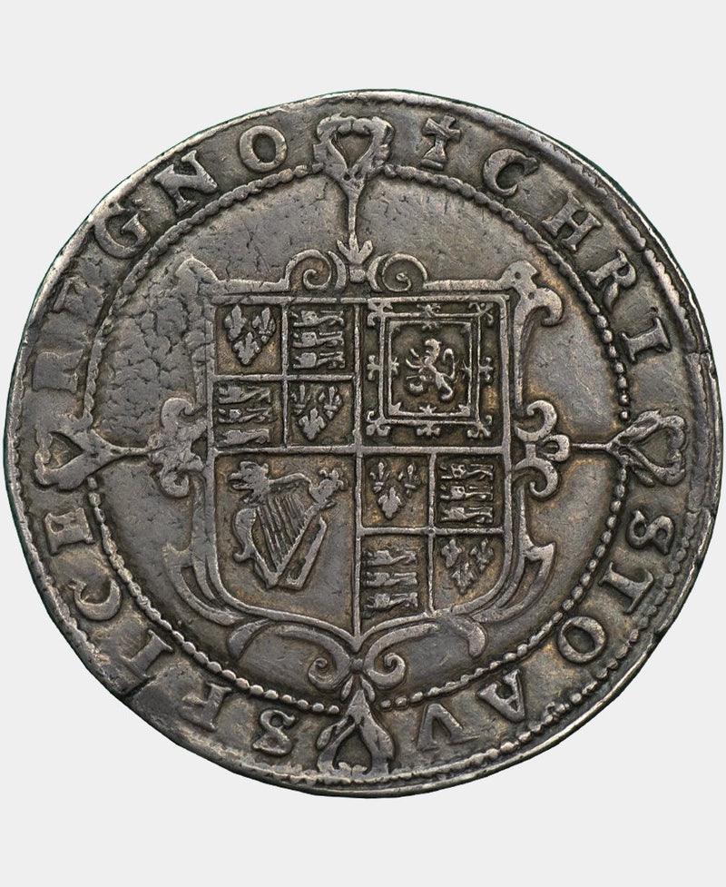 1626 Charles I Tower Mint mm Cross Calvary/Lis Crown - Brooker 236