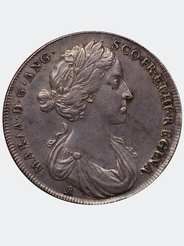 1685 coronation of Mary of Modena MEDAL
