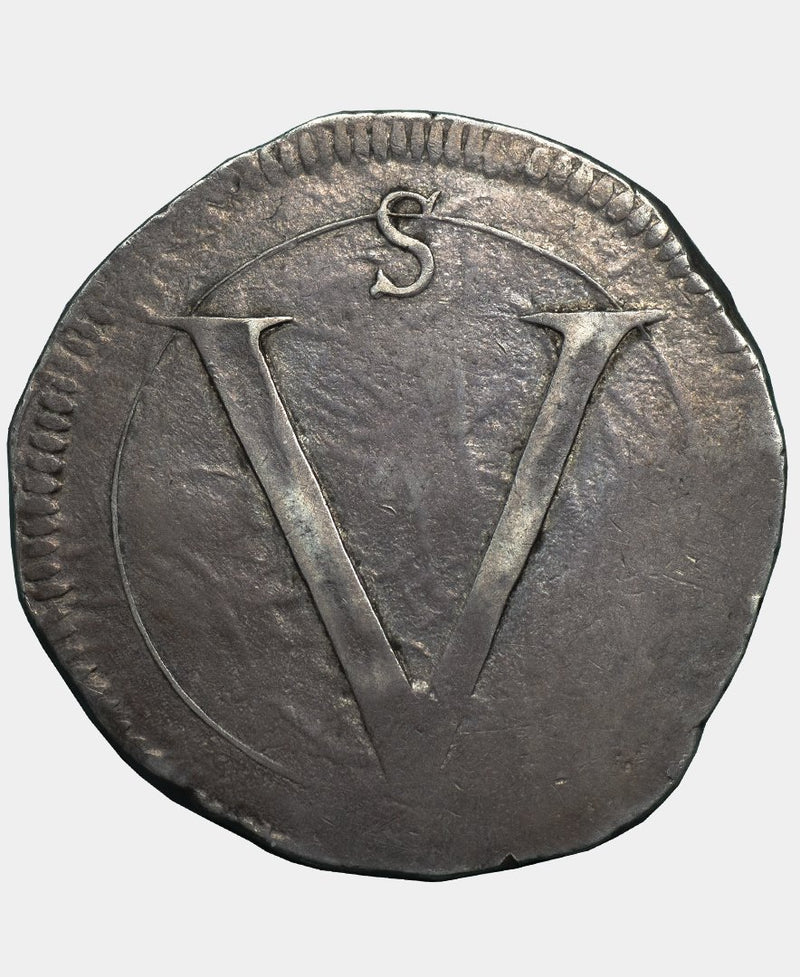 1643-44 Charles I Ireland, Ormonde Siege Crown