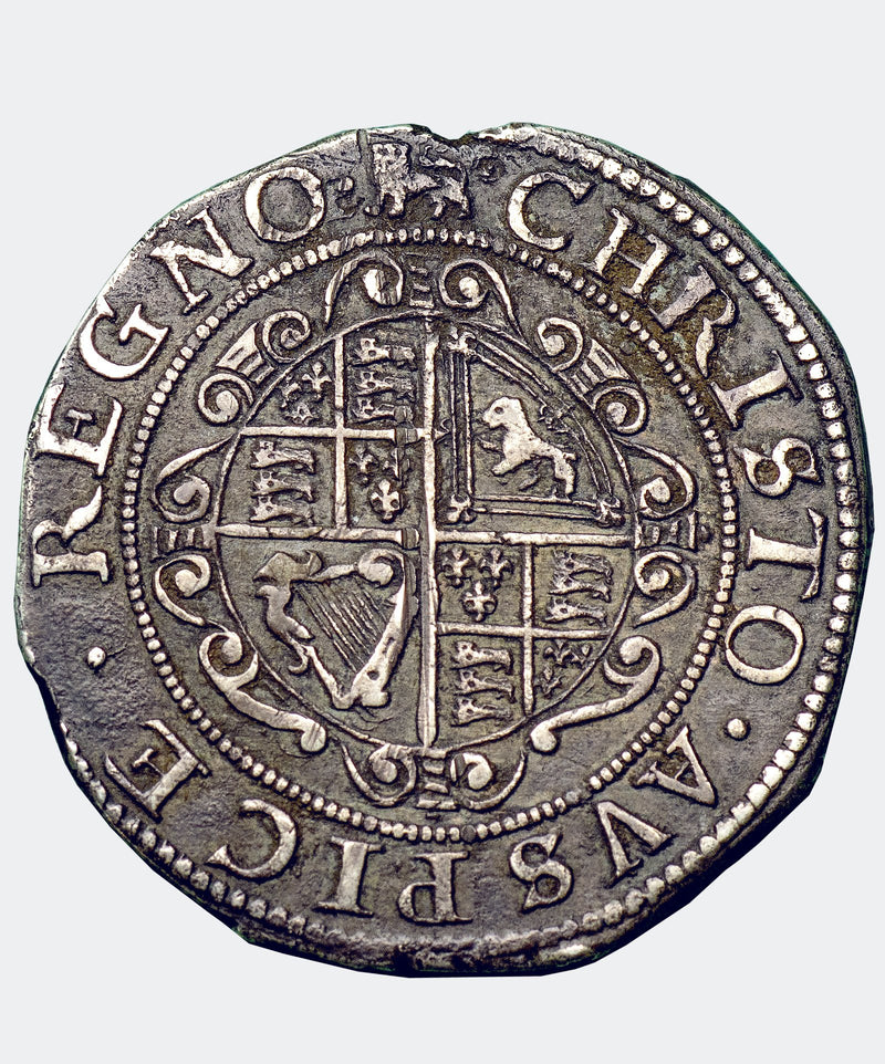 1643-4 Charles I York Mint Type 2 Halfcrown - Mhcoins